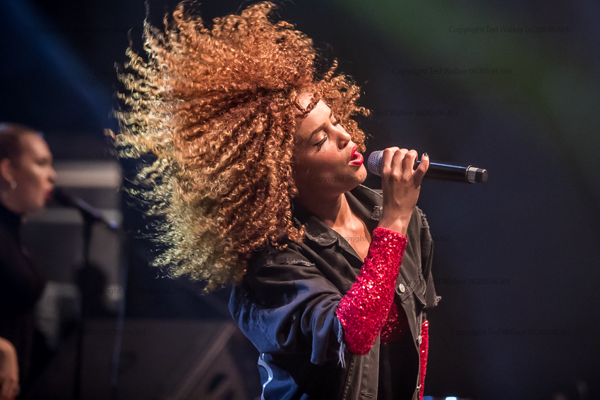 Sharon Doorson in Ede